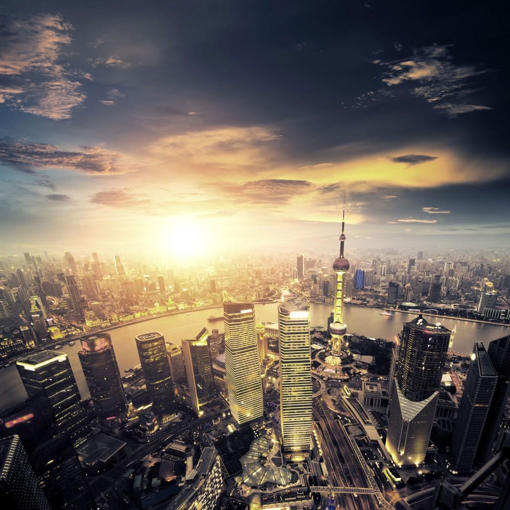 public international law - Shanghai